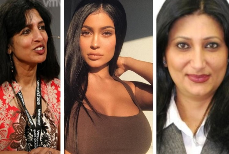 indian origin womens joins forbes list of self made rich person