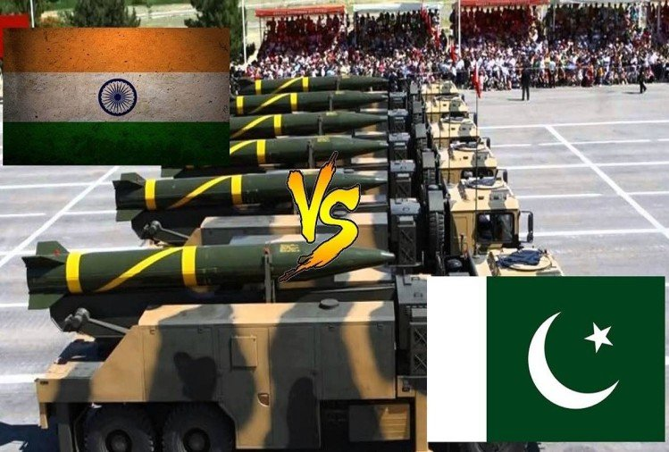India spends six times more than Pakistan and three times less than china on defense