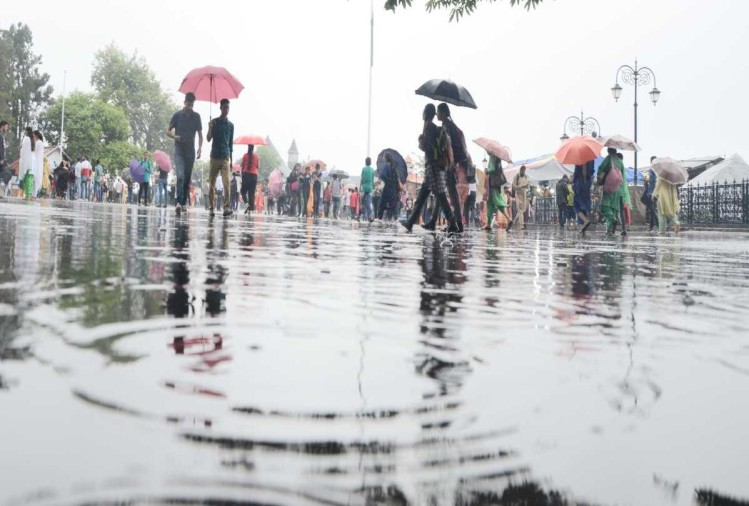 monsoon rainfall will continue in himachal till july 19