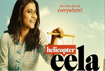 Film Review of helicopter eela staring Kajol and Riddhi Sen