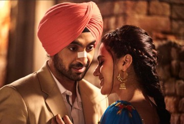diljit dosanjh and Taapsee Pannu film soorma review