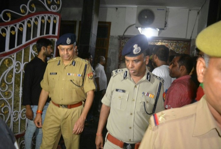 murder of a woman doctor in Mathura