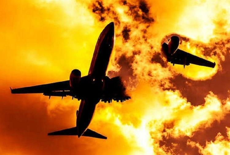 अमेरिका में दो विमानों की हवा में भीषण टक्कर, किसी के बचने की संभावना नहीं