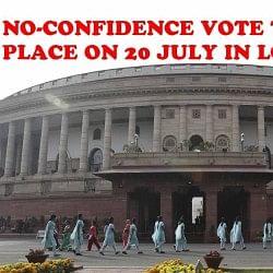 अविश्वास प्रस्ताव : वोटिंग से एक दिन पहले जानें एनडीए और यूपीए खेमे में कौन किधर