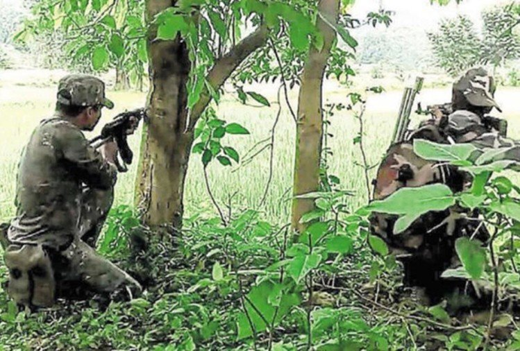Chhattisgarh: 7 bodies of naxals including 3 females recovered during police encounter
