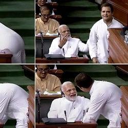 लोकसभा में कितना उचित-अनुचित राहुल का गले मिलना? जानिए क्या होते हैं संसद के नियम