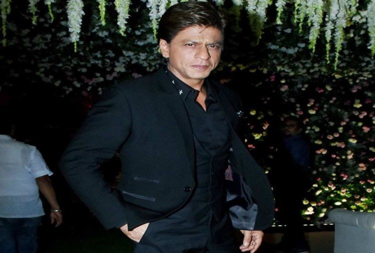 shahrukh khan today in lucknow