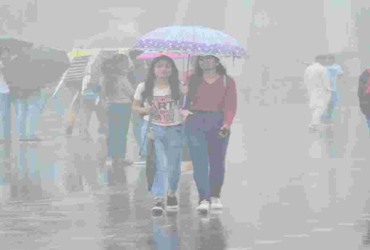 heavy rainfall warning in himachal for three days