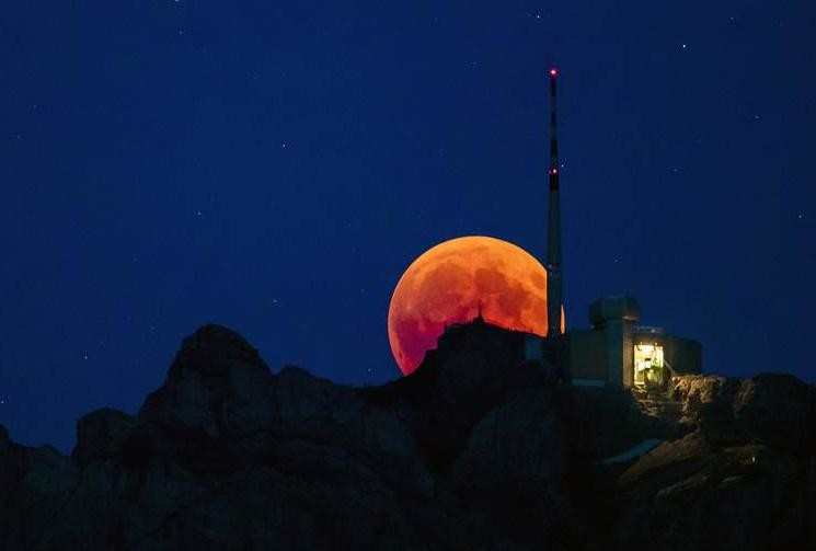 Detail List Of Solar Eclipse Lunar Eclipse In 2018 And 2019