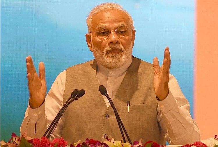 Image result for प्रधानमंत्री नरेंद्र मोदी ने  60 हजार करोड़ रुपये की निवेश परियोजनाओं का किया शिलान्यास