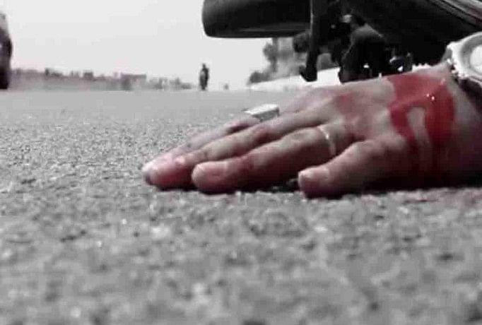 Image result for मातम में बदली खुशियां, तेज रफ्तार पिकअप की चपेट में आकर स्कूटी सवार 2 दोस्तों की मौत