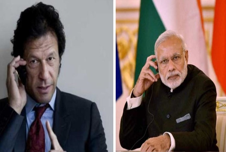 Pakistan believes in peaceful solution of kashmir says pm Imran Khan