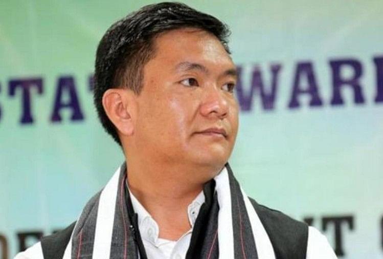 Arunachal Pradesh Cm Pema Khandu Tests Covid-19 Positive - अरुणाचल प्रदेश  के मुख्यमंत्री प्रेमा खांडू कोरोना पॉजिटिव - Amar Ujala Hindi News Live