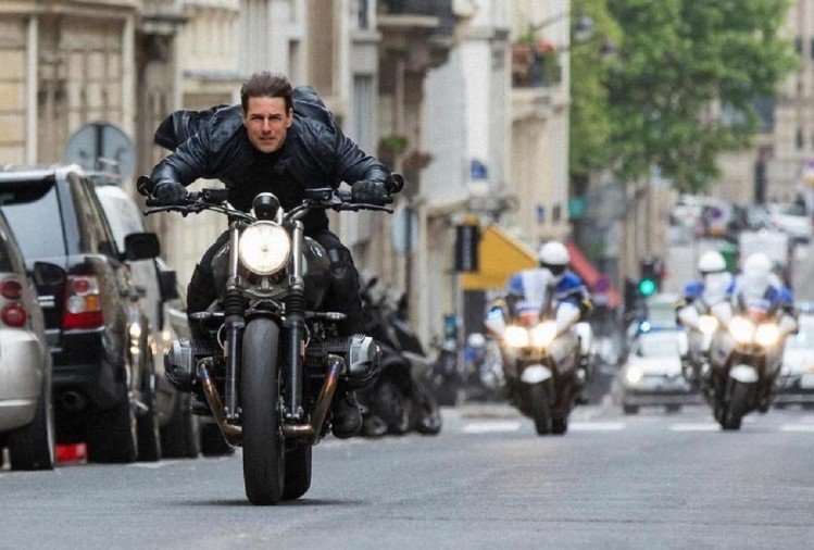 Tom Cruise, Mission Impossible Fallout