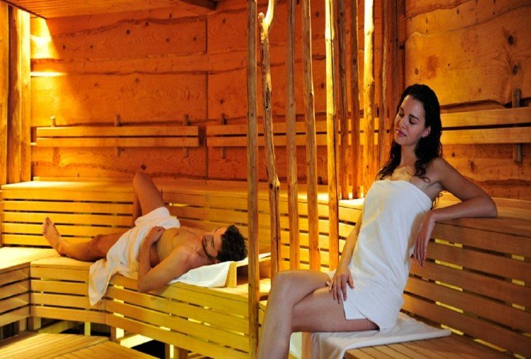 Sauna bath will reduce risk of heart disease says a report