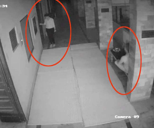 Jain Muni Video Viral Case Missing Girl Reached Police
