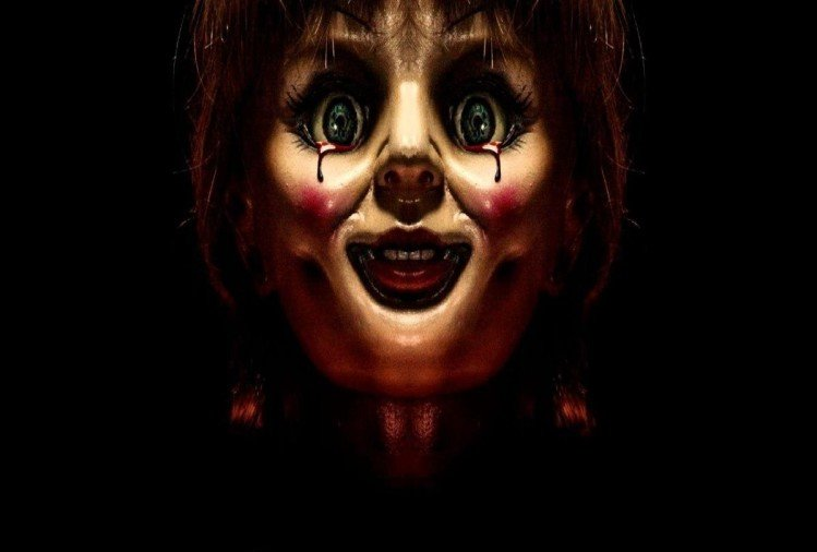 The Real Story Of Ghostly Annabelle Doll - एक भूतिया