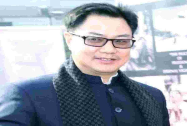 union state minister Kiren Rijiju will inspect rohtang tunnel