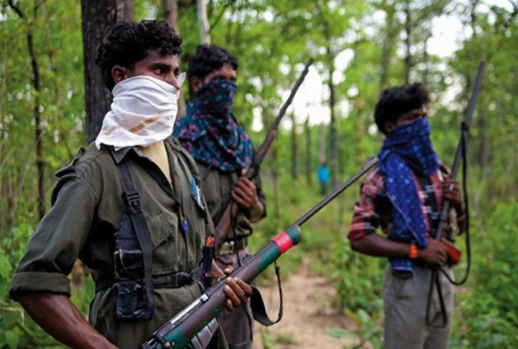 Chhattisgarh Naxalite killed a man in suspect of police informer