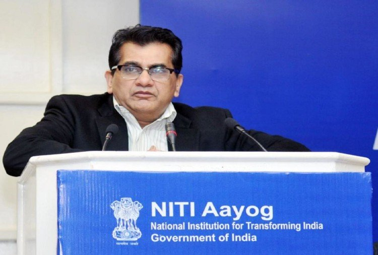 A group of five youth winner to tell new ideas in technology by Niti Aayog