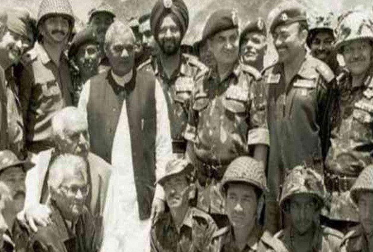 It Was Atal Government Who Brought Each And Every Martyrs Body Back From  The Kargil Battlefield - कारगिल युद्ध के एक-एक शहीद का शव पहुंचाया था घर,  अटल के नेतृत्व में दी
