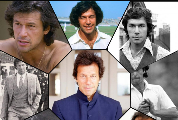 Pakistan's 22st Prime Minister Imran Khan, see how his style changed