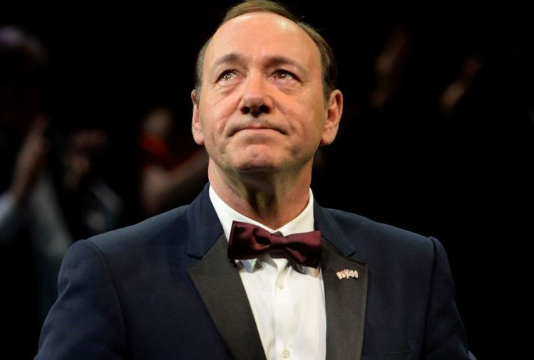 actor Kevin Spacey new film Billionaire Boys Club earned $126 in opening day