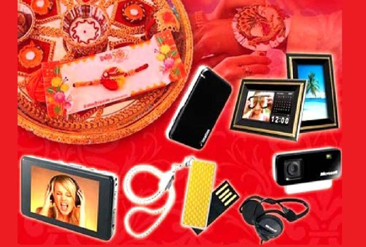 Top 9 Tech Rakhi Gifts For Sister
