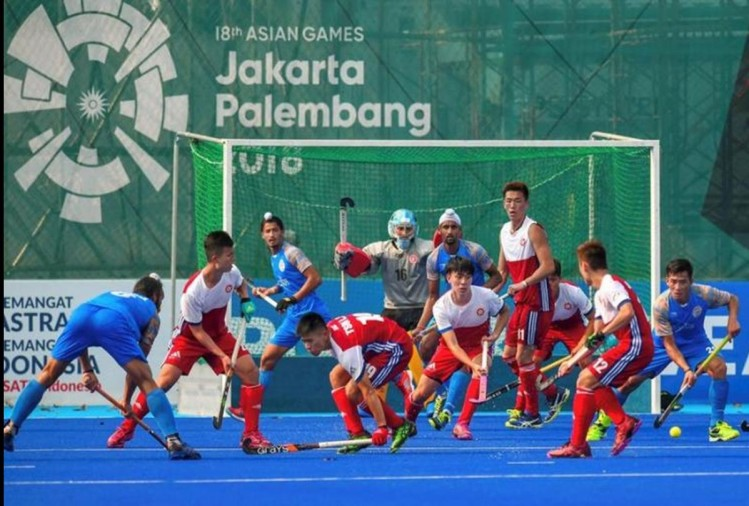 LIVE updates of India vs Korea in Asian games hockey 2018