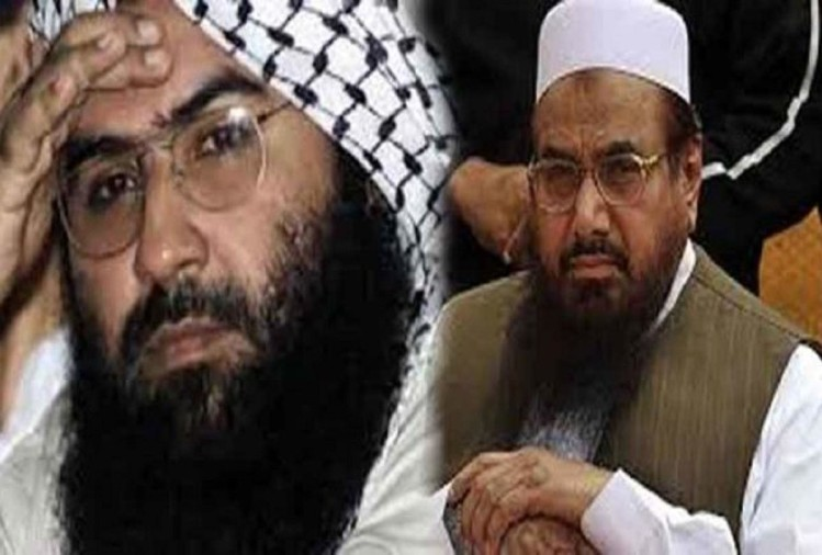 bring head of hafiz saeed and azhar masood get ten lakhs announced by jammu west assembly movement
