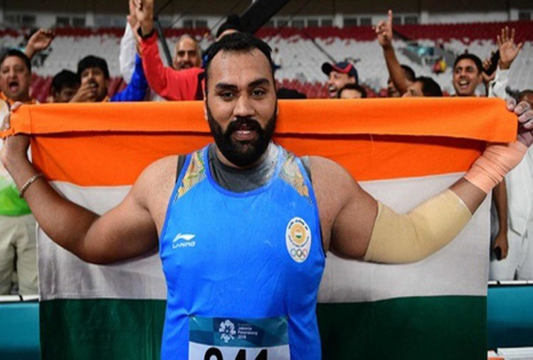 Sacrifices have paid off for Tejinderpal singh, bags Asiad shot put gold With cancer patient father