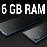 Smartphones with 6GB of RAM