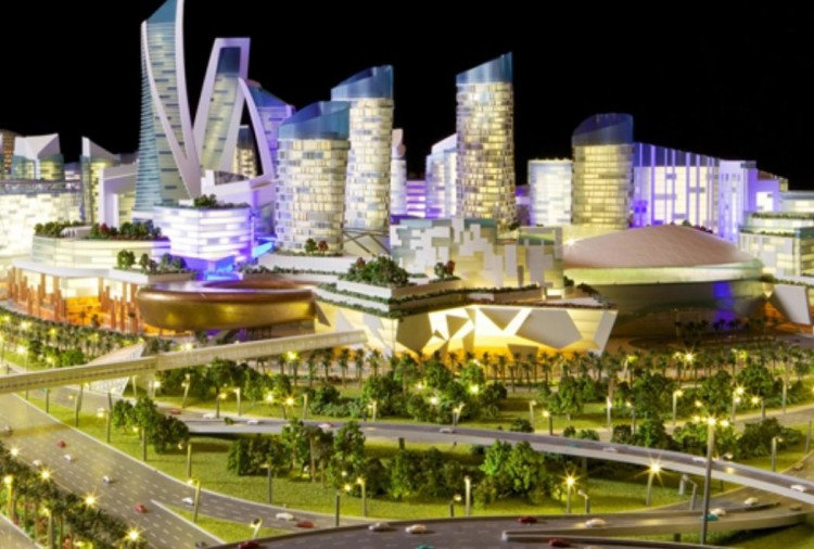 Dubai is set to build Dubai Square Mall, biggest mall in the world