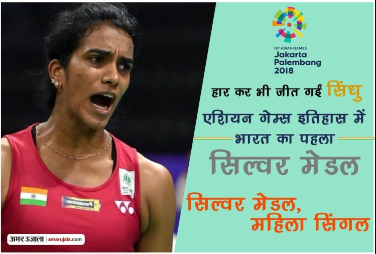 Asian games 2018: Gold medal matc Live scorecard of PV Sindhu final match against Tai Tzu Ying