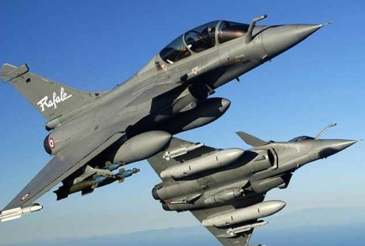 Congress slams modi government for rafale fight jet deal