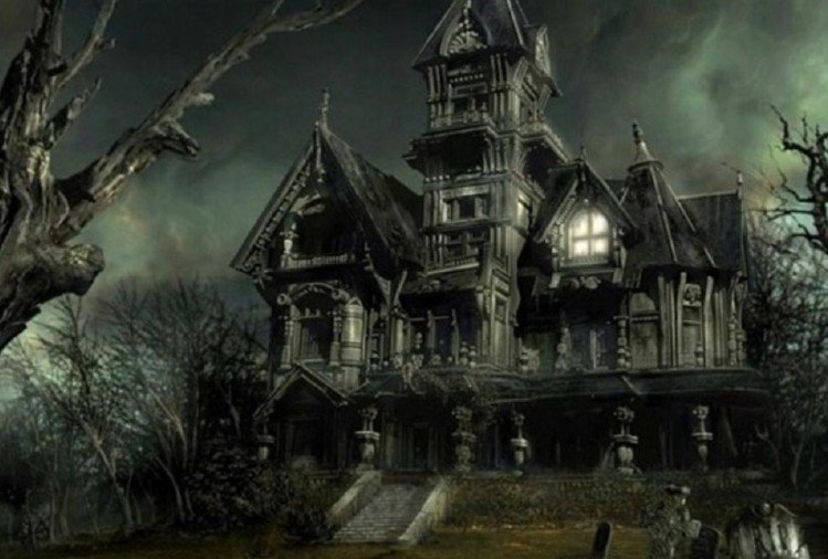 Haunted Place All over the World