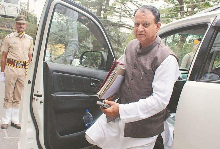 सीयू भूमि ट्रांसफर मामला केंद्र के पास फंसा है :  राजस्व मंत्री महेंद्र सिंह