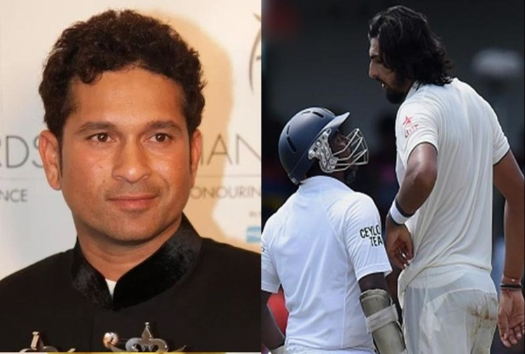 Sachin Tendulkar wishes Lambu Ishant Sharma on his birthday