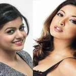 tanushree and Ishita Dutta