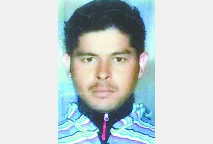 उदाली तिहरे हत्याकांड का मुख्य आरोपी प्रीतम सिंह।
