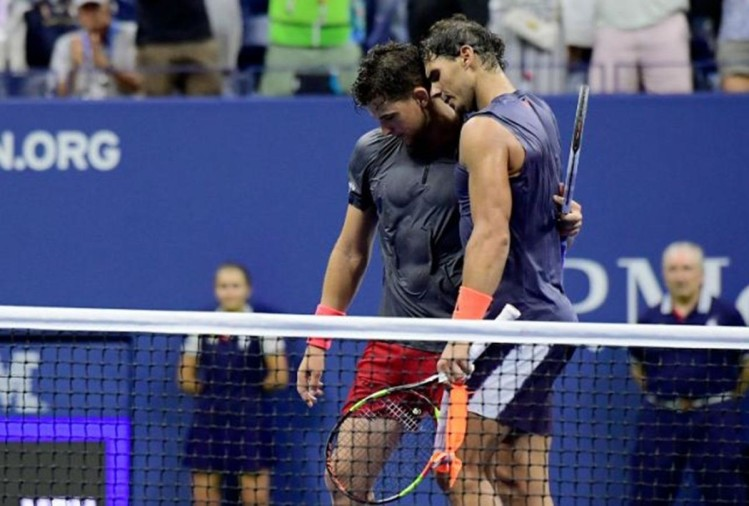 Rafael Nadal to US Open semifinals after beating Dominic Thiem