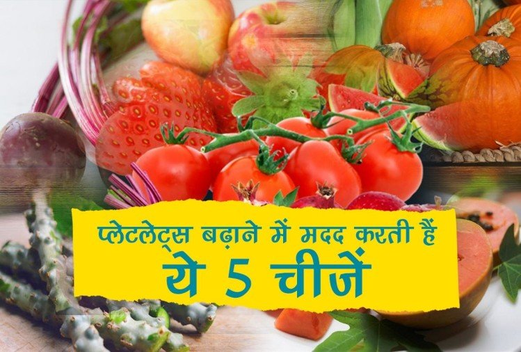 Dengue: Best Foods to Recover From Dengue Fever by increasing platelets in blood