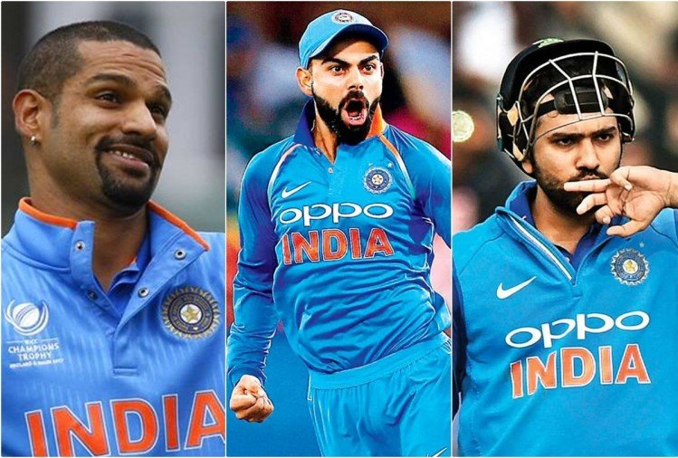 I believe Rohit and shikhar dhawan will perform superb in absence of virat says Brett Lee