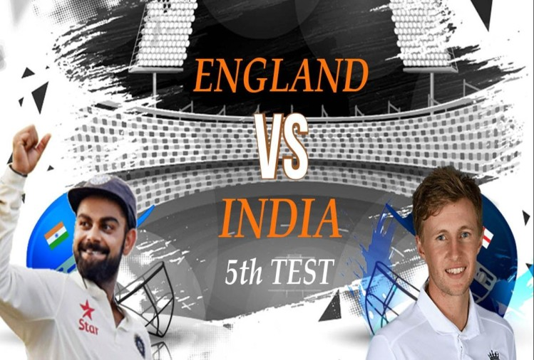 India vs England: 5th test match at The Oval, When, Where and How to watch live streaming