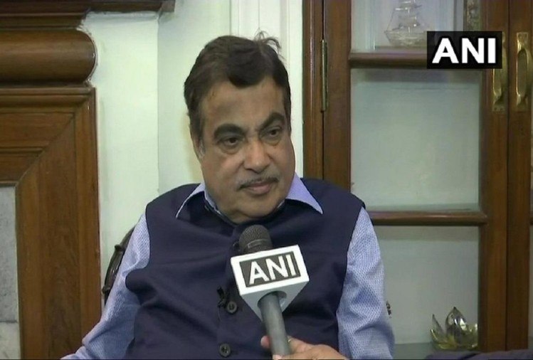 BJP will form the Government again in all three states with majority said nitin gadkari