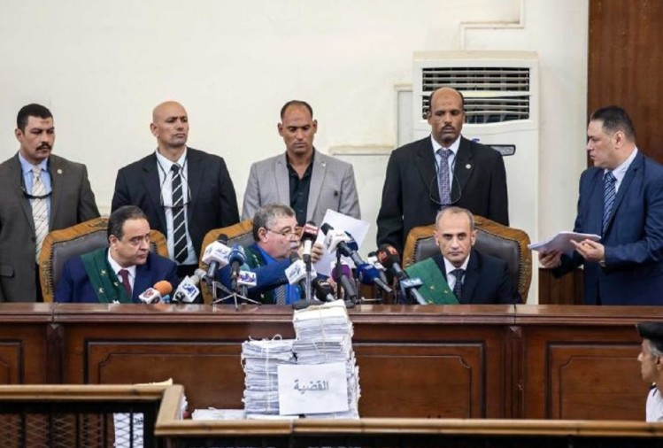 Egypt: 75 members of Muslim Brotherhood hanged, 47 sentenced to life