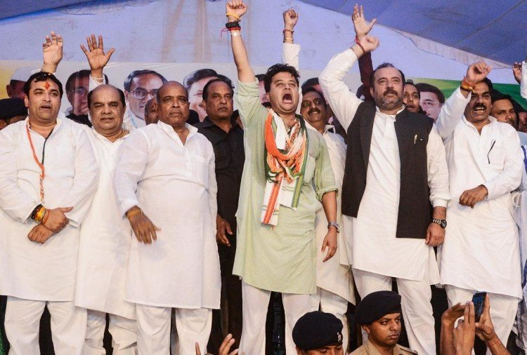 NEW CANDIDATES CONTEST AGAINST BJP MINISTERS IN MADHYA PRADESH