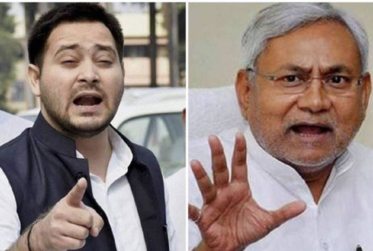 Tejashwi Yadav counter on Nitish Kumar health issue, ask for medical bulletin