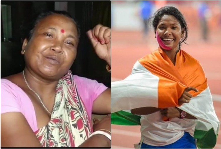 Asiad medalist Swapna Barman mother victim of chain snatching incident in Jalpaiguri