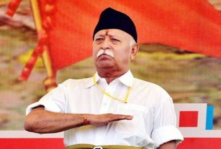 Rss chief mohan Bhagwat will be in varanasi for six days